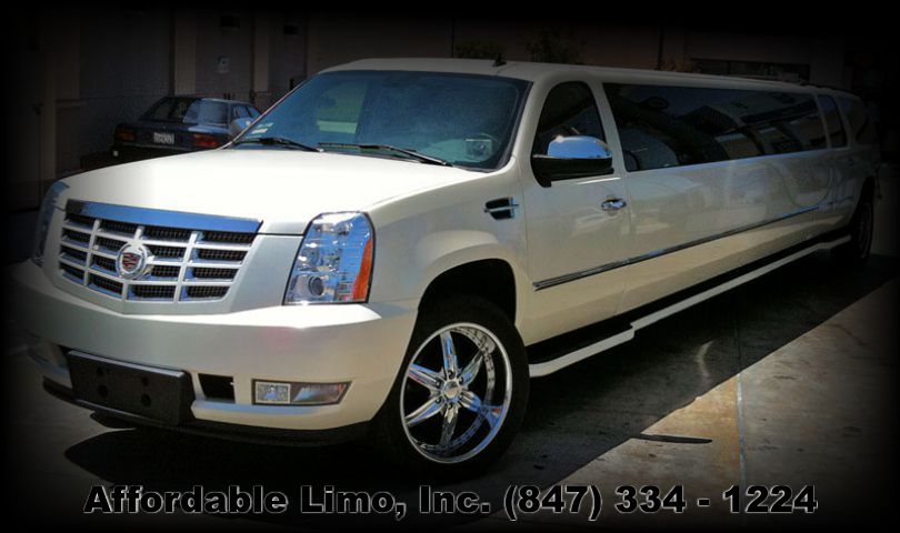 Cadillac Escalade 20 passanger SUV Limo Affordable Limo Inc. post slider