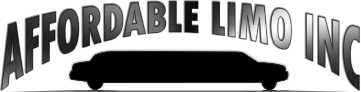 Affordable Limousine Service Logo