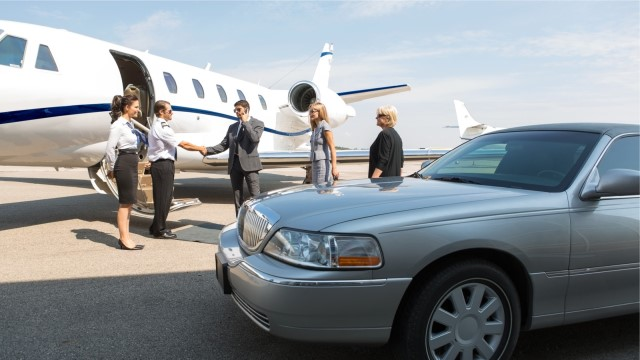 Affordable Limo Corporate Limousine Service in Elberon Iowa