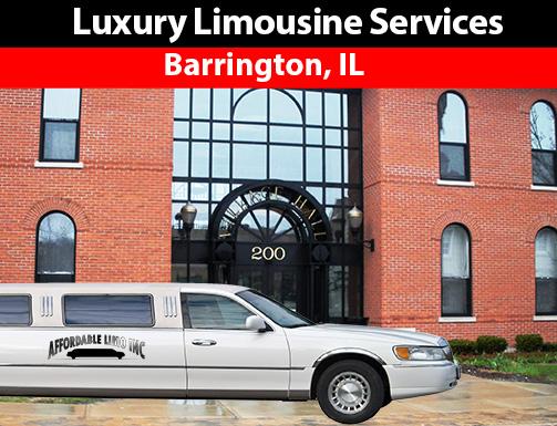 Limousine Services Barrington IL 60010 60011